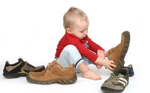 乐客友联LuckyUnion课堂 教你如何帮孩子选好鞋