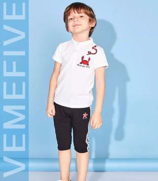 TO BOYS  让捷米梵童装的夏装 为你的时髦感加分