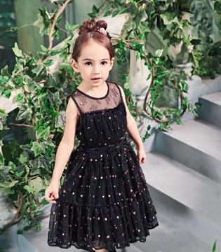 春季小孩子穿什么裙子好看 卡莎梦露童装精品选不停