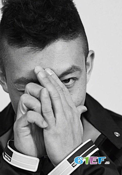 """陈冠希亮相《TMagazine风尚志》三月刊""""男装时尚""""特辑"""