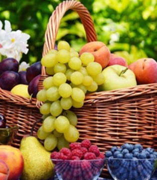 准妈妈们可以不吃饭 只吃水果吗