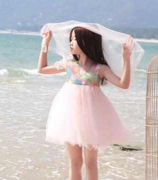 WISEMI威斯米童装新品上市 每个女孩都想要的公主梦