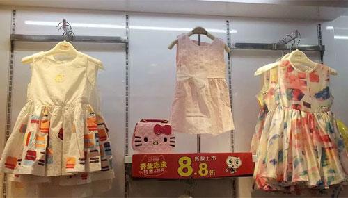 热烈祝贺叮当猫童装重庆巫山店隆重开业啦!
