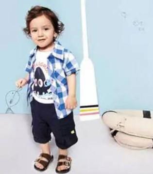 童装业尚处成长期 品牌化是童装发展的趋势