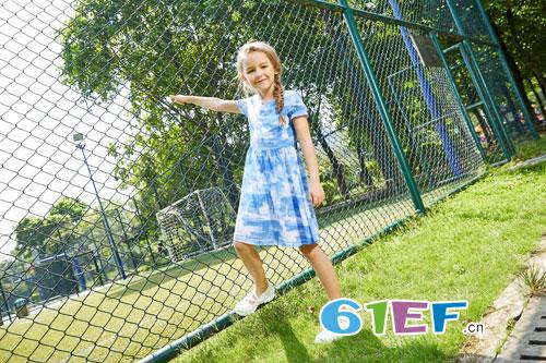 你没见过的童装风格――卡波树童装创意无限