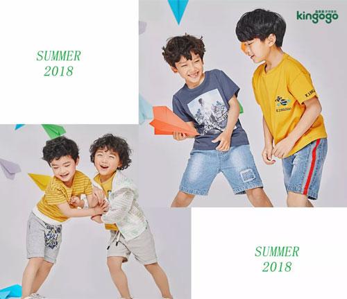 2018 summer | 今年夏日的清凉 从金果果开始