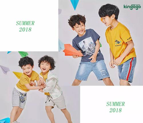 2018 summer 今年夏日的清凉 从金果果开始