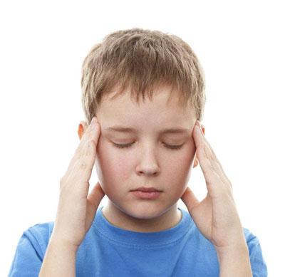 儿童头痛有何因素 脑瘤竟也是其中一种