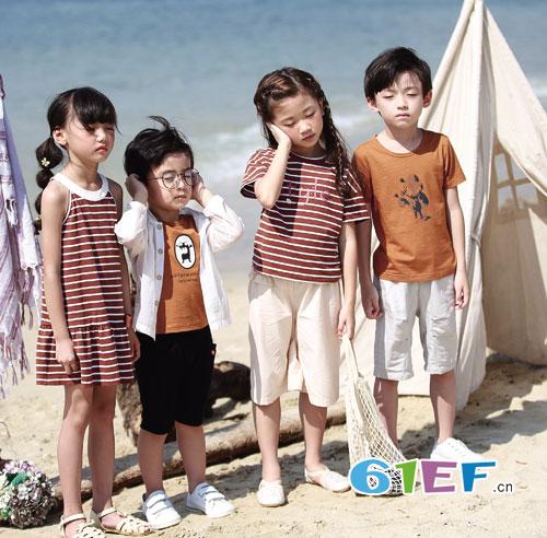 五一带孩子旅游穿什么?德蒙斯特是孩子的移动空调