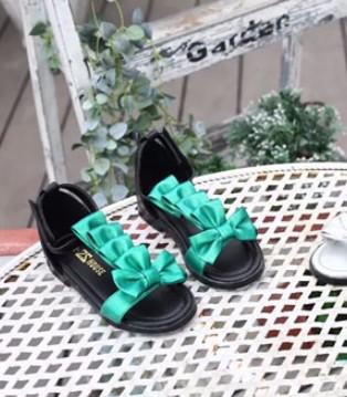 崽崽屋童鞋 2018夏季时尚大片 静美来袭