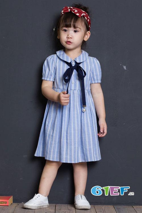 孩子夏天要的就是简单和清凉——欧卡星童装