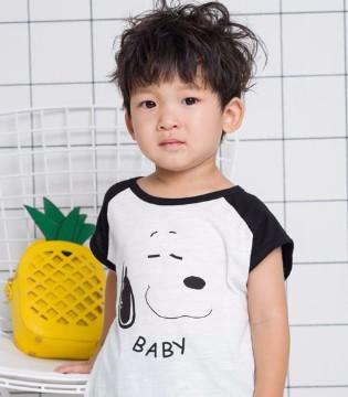孩子夏天要的就是简单和清凉――欧卡星童装