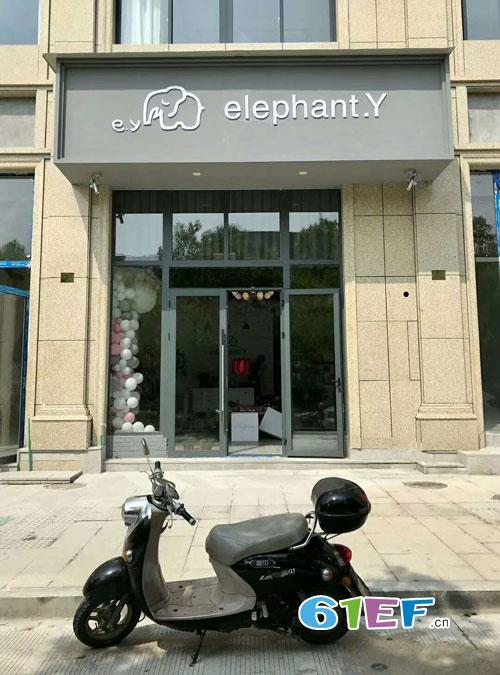 热烈祝贺elephant.Y品牌童装全国第397家加盟店开业成功!!!