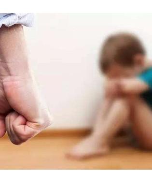 体罚孩子危害不容小觑 孩子的这几个部位千万别打