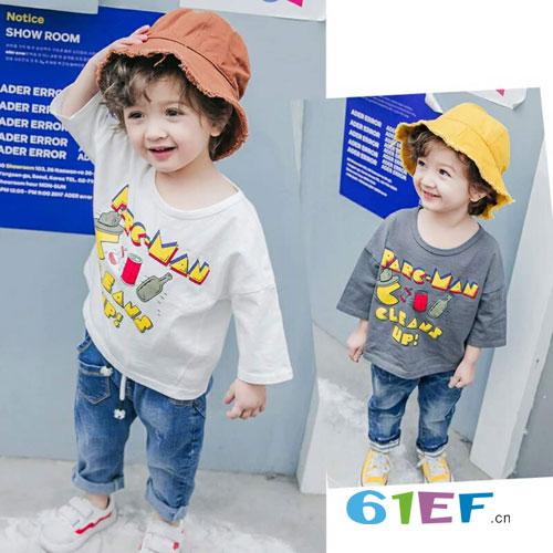 比奇童话童装——孩子夏天穿什么颜色搭配的衣服好?