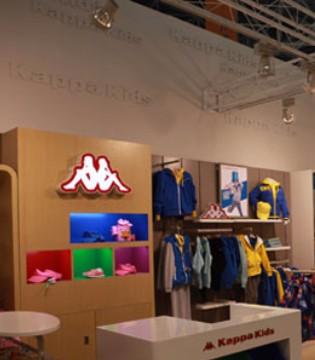 Kappa一季度零售渠道复苏 线下业务实现高单位数增长