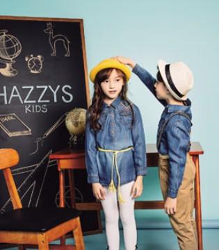 哈吉斯品牌童装――打造轻奢英伦休闲贵族学院风