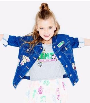 KENZO品牌童装――人类文明和文化的总结者!