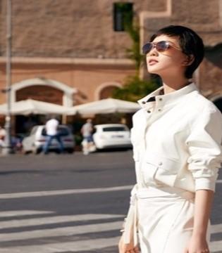时尚圈刮起务农风 撸起衣袖更显瘦