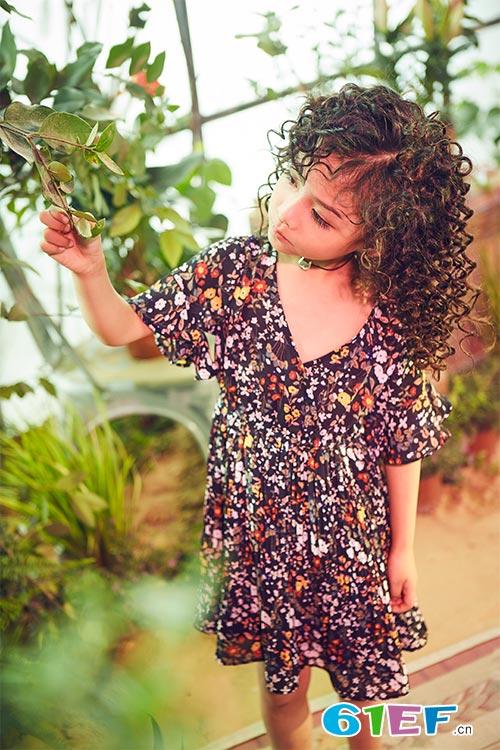 小资范BXZF品牌童装新品 与你一起迎接阳光明媚的夏日