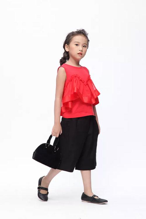 """久久童装 """"东方经典,主题时尚"""" 小仙女的连衣裙"""