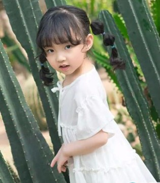 清纯靓丽帅气又活泼 棉花驿站童装品牌没得说!