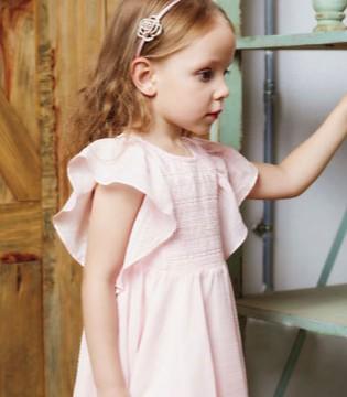 这个春天 YukiSo童装把宝物装扮成粉粉嫩嫩的小公主