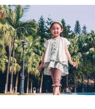KICCOLY童装连衣裙系列  做个抢眼小公主