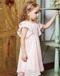 这个春天 YukiSo童装把宝贝打扮成粉粉嫩嫩的小公主