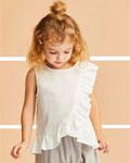 """新品上市  """"我的棉麻生活""""让宝宝享受一个舒适自然的夏天!"""