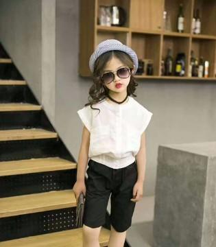 夏季童装怎么搭配?小同桌童装既凉爽又时尚!