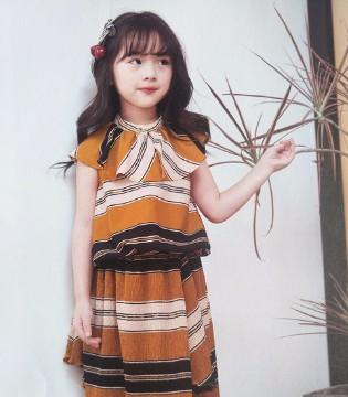 夏天小主公休闲时尚风搭配――青稚童装品牌!