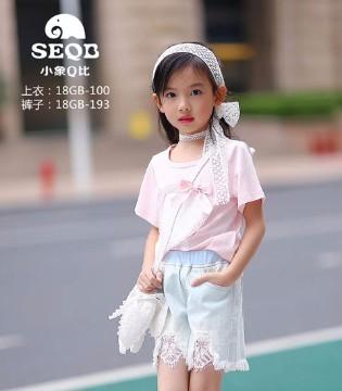小象Q比夏季新款上架――这样穿才是真正的小公主!
