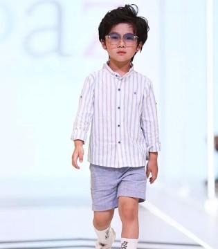 上海万象城首届儿童时装周 AMLY JUNIOR专场秀