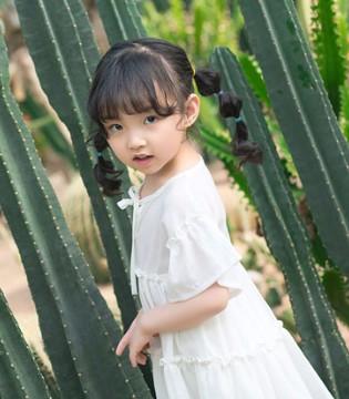 棉花驿站夏季公主装 让孩子处于花海之中!