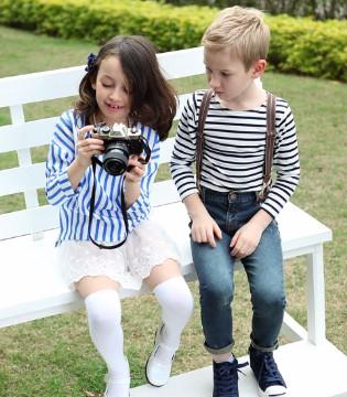 伊顿风尚品牌――打造孩子的英式时尚感!