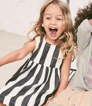 英国本土品牌NEXT 2018春夏童装系列新品lookbook