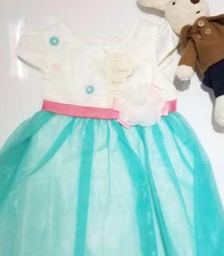 """儿童连衣裙如何搭配?魔方童装教你打造""""白雪公主""""!"""