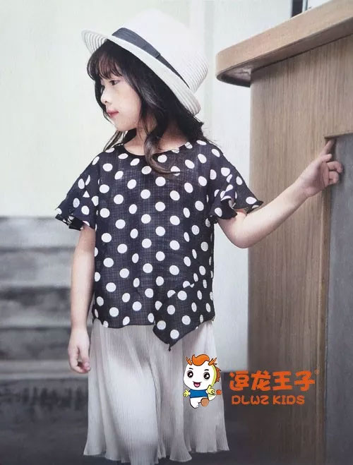 夏天小主公休闲时尚风搭配――逗龙王子!