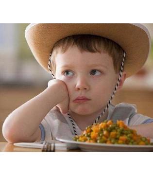宝宝厌食危害大 但这三种体现并不算厌食