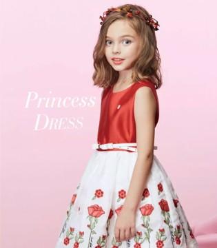 一条迷人的公主裙 点亮如诗般的夏天