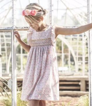 法国童装品牌Cyrillus 与孩子共享午后阳光!