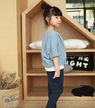 NNE&KIKI童装 儿童夏季休闲服饰如何搭配?