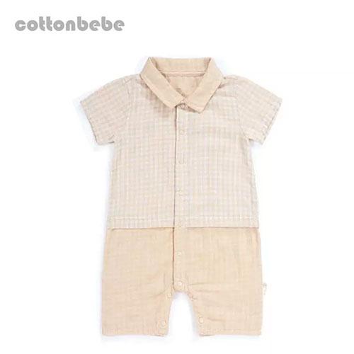 小棉童cottonbebe品牌童装问 宝宝穿衣误区你晓得吗?
