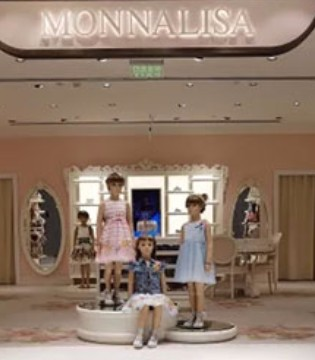快来看看MONNALISA新店 是否离你又近一步