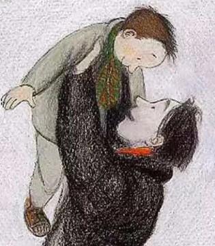 绘本 睡前故事《我的爸爸叫焦尼》