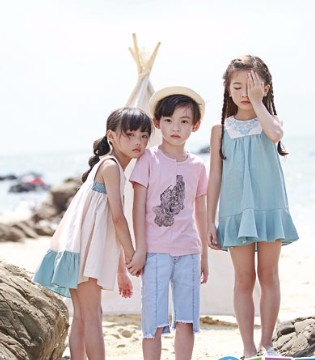 有爱就有家 德蒙斯特赋予孩子想象力的童装品牌!