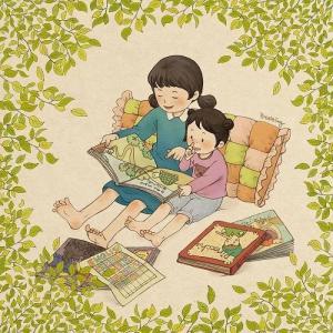 听1001夜童话童装讲故事  勇敢的小青蛙