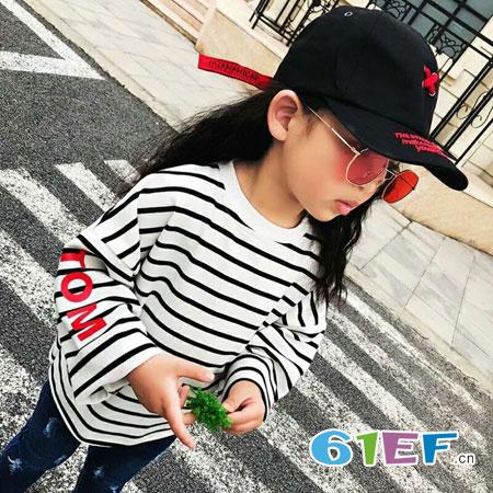 比奇童话・简单舒适又时尚的童装搭配!