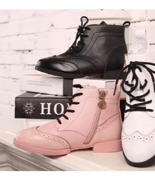 沙龙岛童鞋教你如何辨别真假头层牛皮和童鞋保养